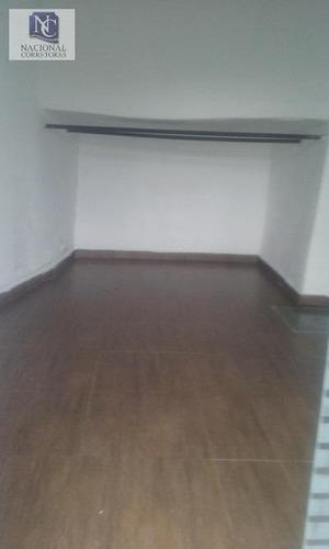 Imagem 1 de 18 de Salão Para Alugar, 15 M² Por R$ 600,00/mês - Parque Oratório - Santo André/sp - Sl0629
