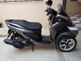 Motoneta Yamaha Tricity Mod 2015