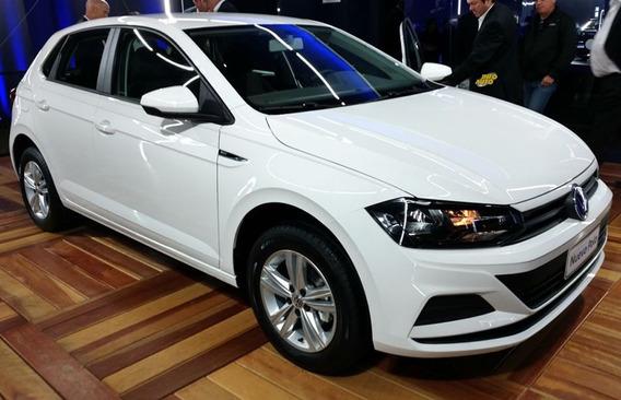 Volkswagen Polo 1.6 Comfortline 5ptas Manual 2019 0km Blanco