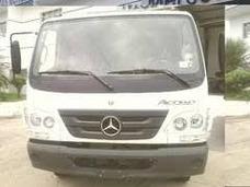 Mercedes-benz Accelo 815 0km 125.000