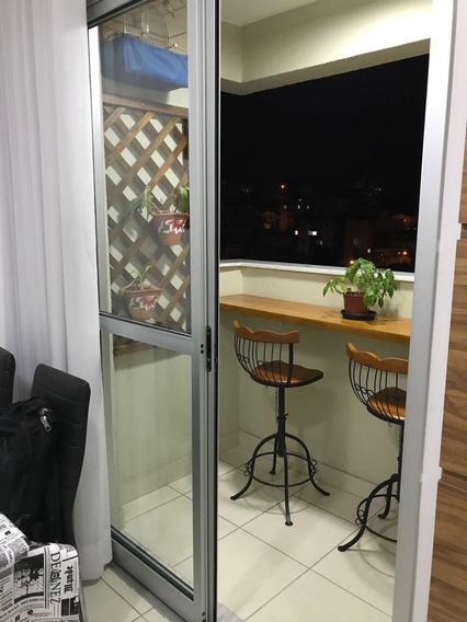 Venha Morar Em Bh Com Conforto Em Um Apartamento Com Ótimas Vias De Acesso. - 1223