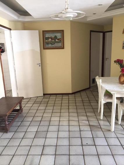 Apartamento Em Boa Viagem, Recife/pe De 119m² 3 Quartos À Venda Por R$ 500.000,00 - Ap351252