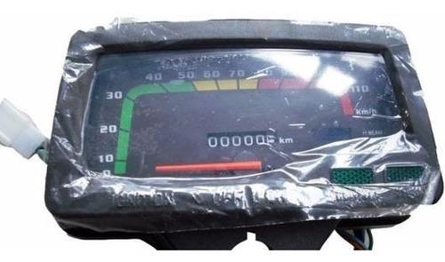 Imagen 1 de 3 de Velocimetro Moto Boxer Bm 100 Homologado Envio Gratis