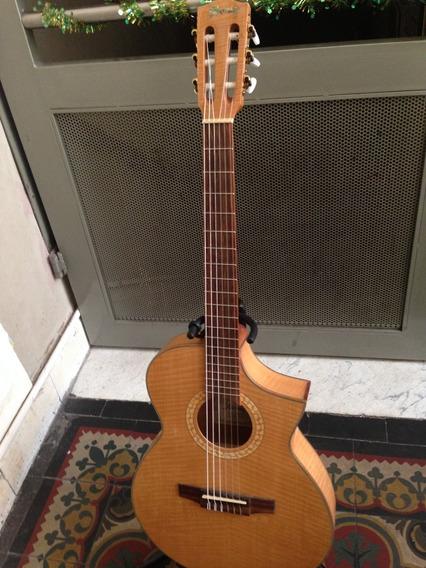 Guitarra Ibanez Electroac. Nylon Ewn28syent Maderas Exoticas