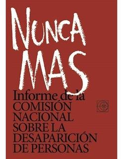 Libro Nunca Mas 10 Ed De Conadep