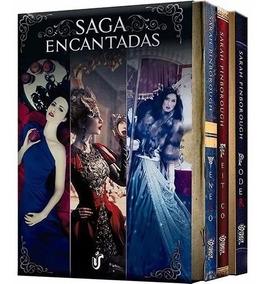 Livro: Saga Encantadas - Box Com 3 Livros - Novo E Lacrado
