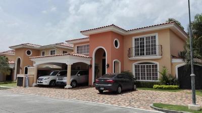 Vendo Casa De Lujo En Costa Bay, Costa Del Este 18-2683gg