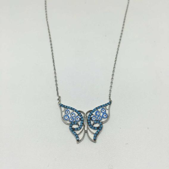 Collar Mariposa