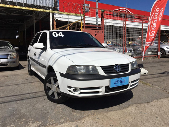 Vw Gol 1.6 8v Power 2004/2004