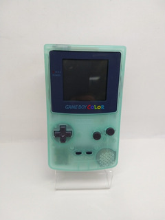 Game Boy Color Ice Blue