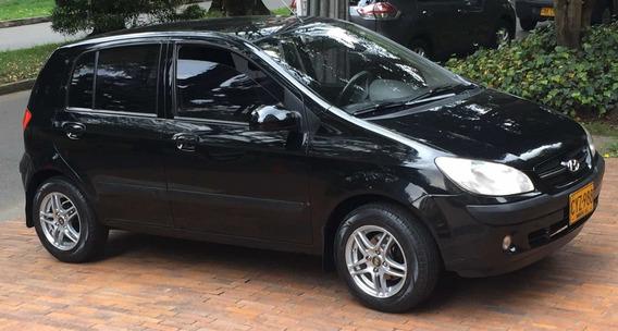 Hyundai Getz Gl 5p 1400cc