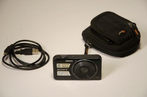 Câmera Sony Wx-50 Danificada