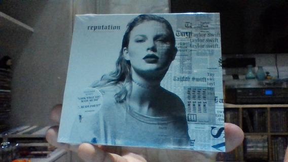 Cd Taylor Swfit Reputation Lacrado Frete 10 R$