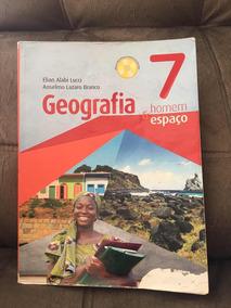 Livro Geografia Homem & Espaço - Vol. 7 - Elian Alabi Lucci
