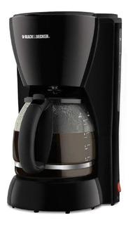 Cafetera Black And Decker Dcm1100b 10 Tazas Negra