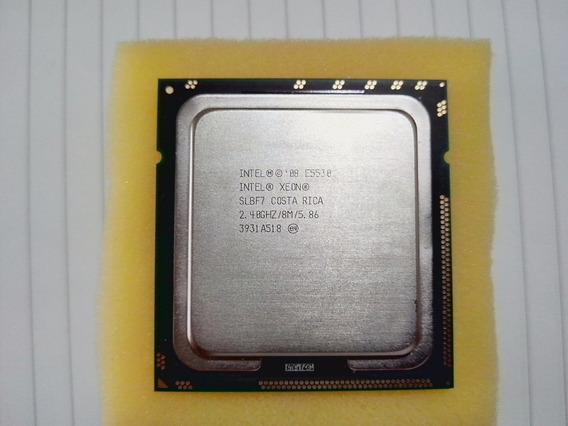 Processador Intel Xeon E5530 2.40ghz 8mb 4c/8t Slbf7 Lga1366