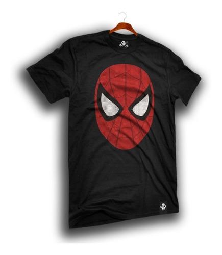 Imagen 1 de 6 de Playera Spiderman Homecoming Kaniel Pelicula Figura Ps4 Veno