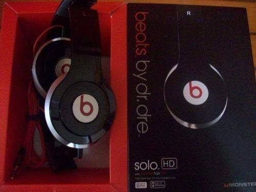 Audifonos Beats Solo Hd Monster Beats By Dr Dree Tlf .pc