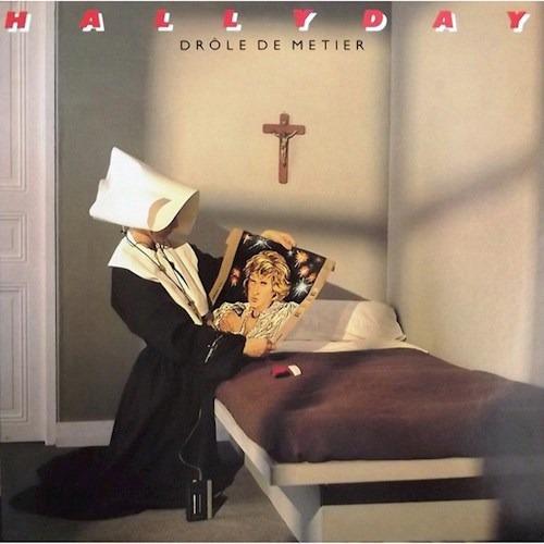 Drole De Metier - Hallyday Johnny (vinilo)