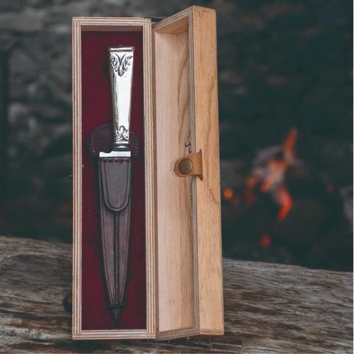 Cuchillo Parrillero Vizcacha