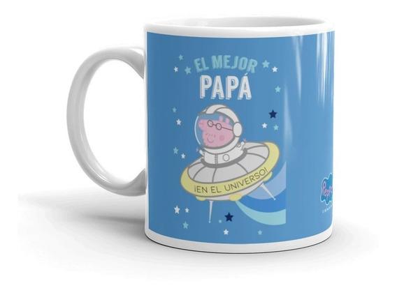 Papá Pig El Mejor Papá Taza