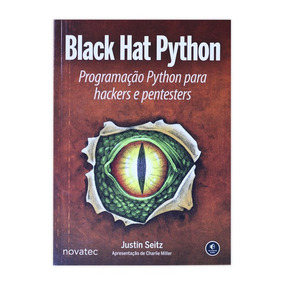 Livro Black Hat Python - Novatec