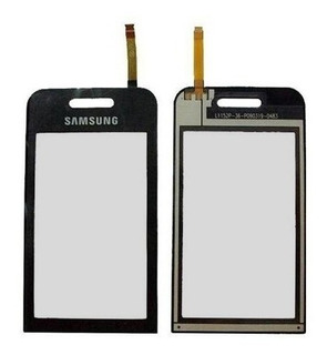 Kit 1 Touch Screen Samsung Star Gt S5230 Cor: Preto + 1 Display Samsung Star S5230