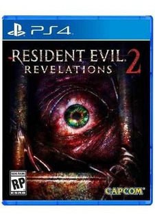 Juego Ps4 Resident Evil Revelations 2