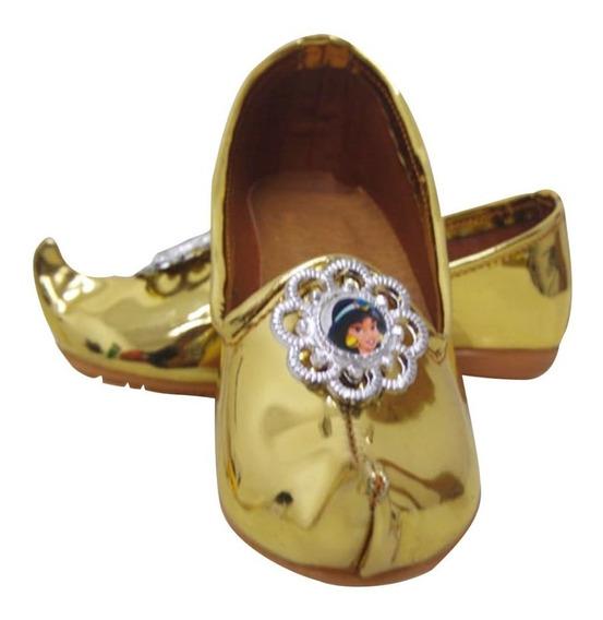 Zapatos Princesa Jasmíne Jazmín Disney