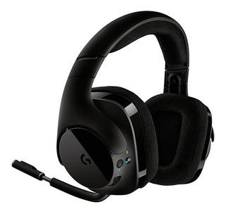 Auriculares Pc Gamer Logitech G533 Inalambrico Envolvent 7.1