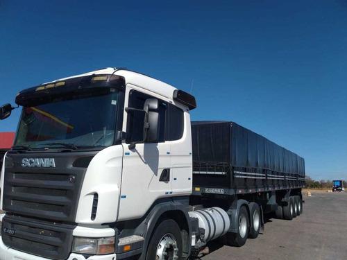 Imagem 1 de 5 de Scania Scania G420