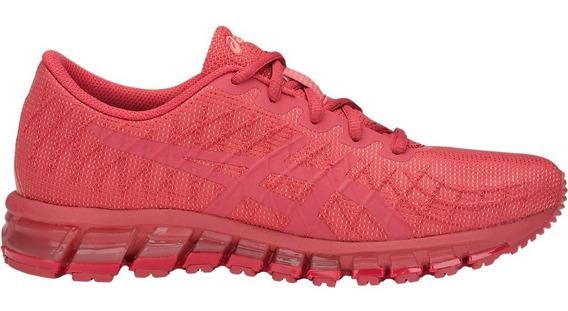 Asics Zapatilla Running Mujer Quantum 180 Coral