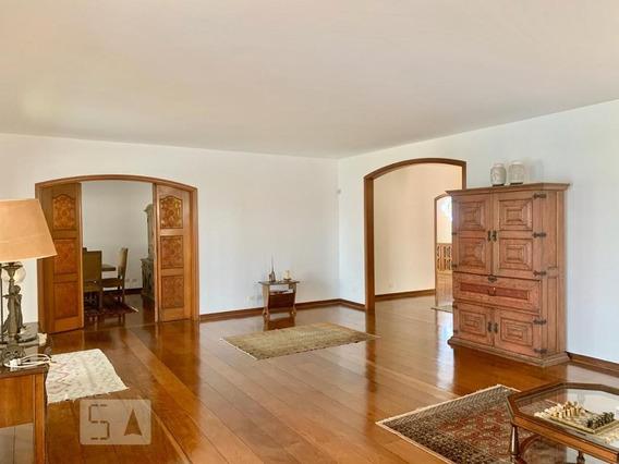Casa Para Aluguel - Jardim Guedala, 4 Quartos, 600 - 893061454