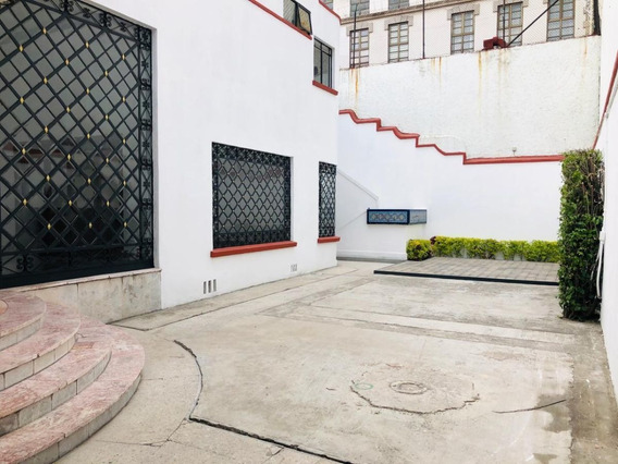 Excelente Casa Con Uso De Suelo En Renta, Polanco V Secc, Mi