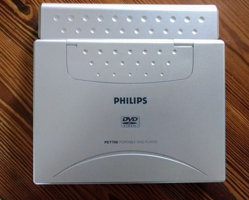 Portable Dvd Player Philips Pet 700