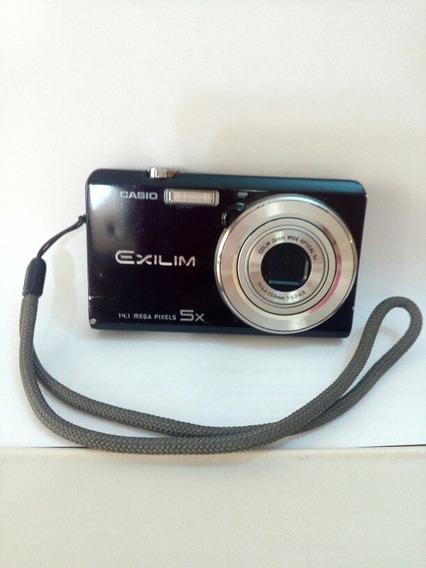 Camara Casio Exilim 14.1 Mega Pixeles 5x Para Repuesto