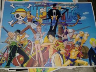 Poster De One Piece Anime