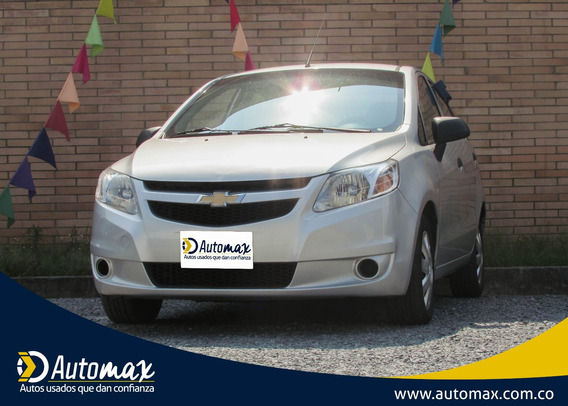 Chevrolet Sail Ls Sedan, Mt 1.4