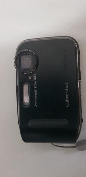 Câmera Waterproof 10m/33ft Sony Usada
