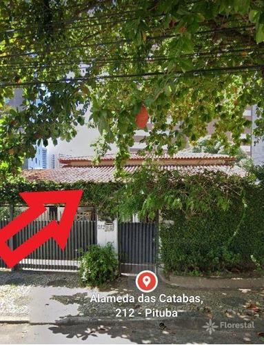 Imagem 1 de 2 de Terreno À Venda, 1.140 M² Por R$ 4.560.000 - Caminho Das Árvores - Salvador/ba - Te0051