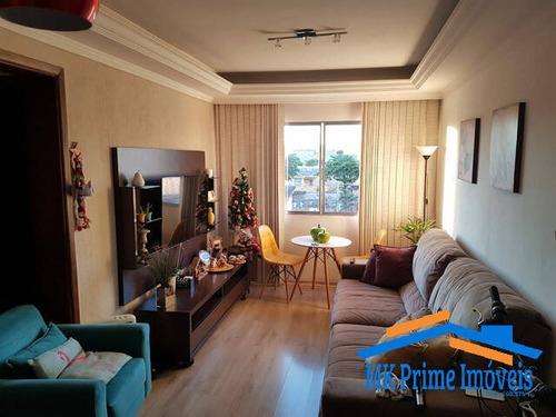 Imagem 1 de 13 de Lindo Apartamento Km 18 - 1670