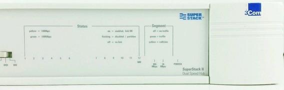 Switch 3com 3c16611 24 Puertos Excelente Estado