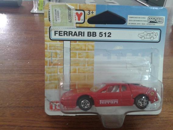 Tomica - Ferrari Bb 512 - T23 - 1979 - Nuevo - Esc: 1:62