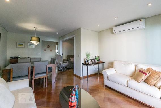 Apartamento No 6º Andar Mobiliado Com 3 Dormitórios E 2 Garagens - Id: 892961967 - 261967