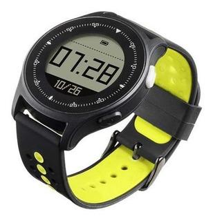Mi Watch Atrio Chronus Bletooth Strava Sensor Relogio Smart