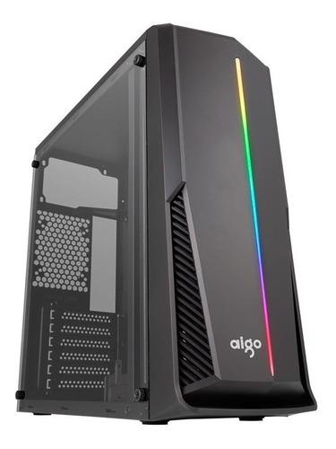 Cpu Gamer I7 16gb Hd1tb+ssd 240gb 1050ti 4gb Wifi W10 Mon 21