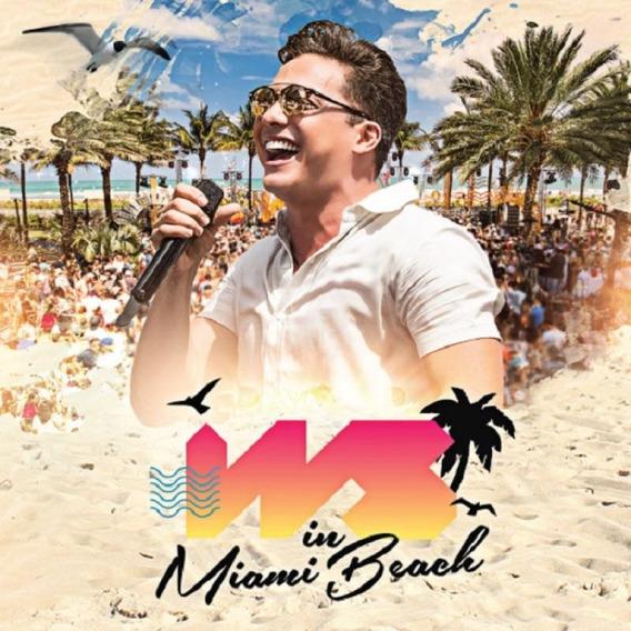 Wesley Safadão Ws In Miami Beach - Cd Sertanejo Ao Vivo