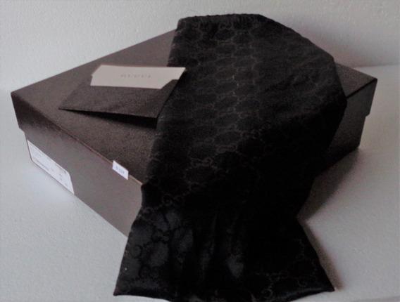 Gucci Caja De Calzado C/ 1 Polvera Fotos Reales # D-114