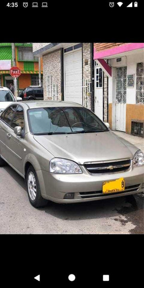 Chevrolet Optra Mod 2007 4 Puertas Color Gris Perla