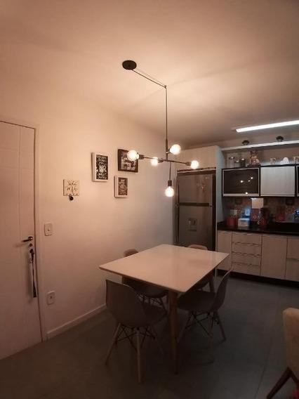 Apartamento Em Forquilhas, São José/sc De 59m² 2 Quartos À Venda Por R$ 218.000,00 - Ap395729